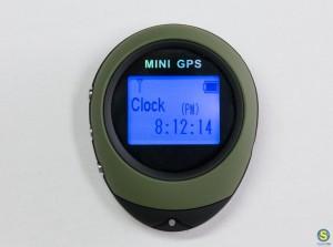Φορητό Mini GPS PG03