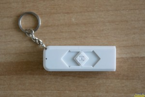 Επαναφορτιζόμενος φακός USB