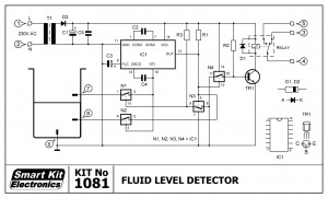 KIT No.1081 Fluid Level Detector