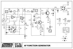 KIT No.1008 Γεννήτρια Ακουστικών Συχνοτήτων