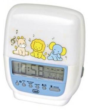 Παιδικό Θερμόμετρο, Ρολόι με πολυφωνικές μελωδίες