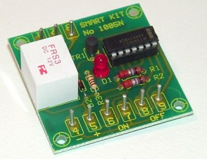 KIT No.1005 Touch Switch - Assembled