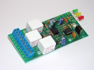 KIT No.1206 3-Channel Infrared Receiver - Assembled