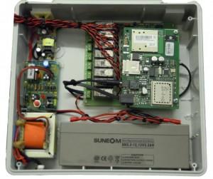 Τηλεχειρισμός 8 καναλιών μέσω GSM