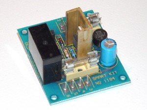 KIT No.1184 Low Voltage Triggered Switch - Assembled